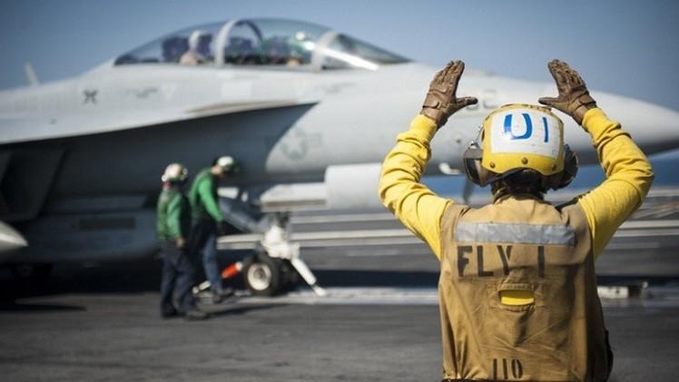 الجيش الأمريكي: نفذنا 14 ضربة جوية في العراق وسوريا