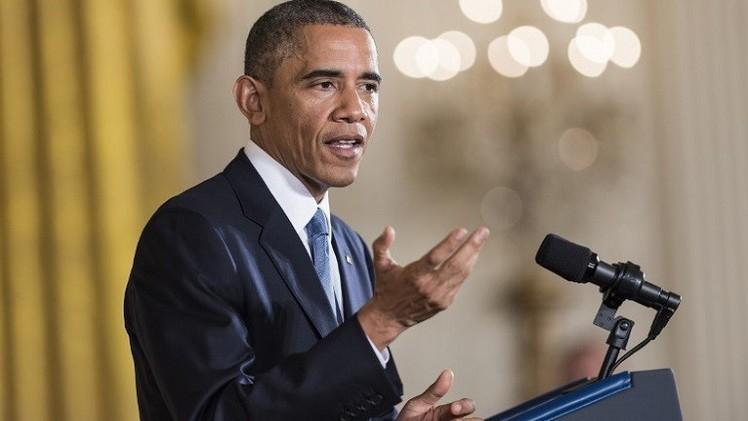 أوباما يطلب من الكونغرس تفويضا جديدا لقتال
