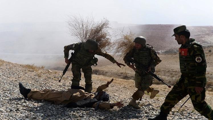 الجيش الأمريكي: طالبان قتلت أكثر من 4600 جندي أفغاني هذا العام