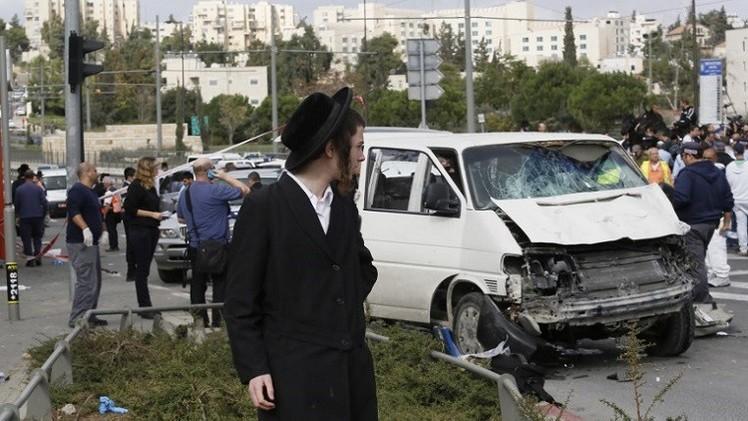 بيت لحم.. محاولة فاشلة من مستوطن إسرائيلي لدهس فلسطيني