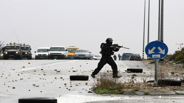 الجيش الإسرائيلي: عملية الخليل حادث سير عادي