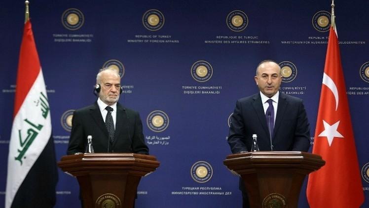 أنقرة: ندعم العراق في حربه ضد