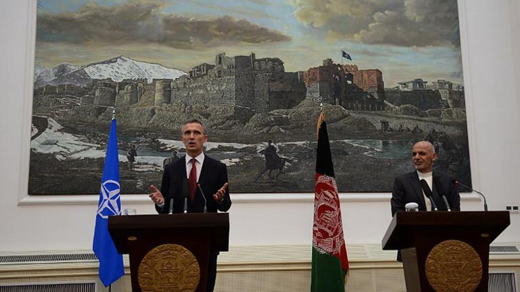 ستولتنبرغ يؤكد التزام الناتو بتحقيق الاستقرار في أفغانستان