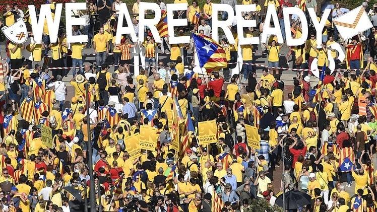 المحكمة العليا في إسبانيا ترفض طعنا لحكومة إقليم كاتالونيا