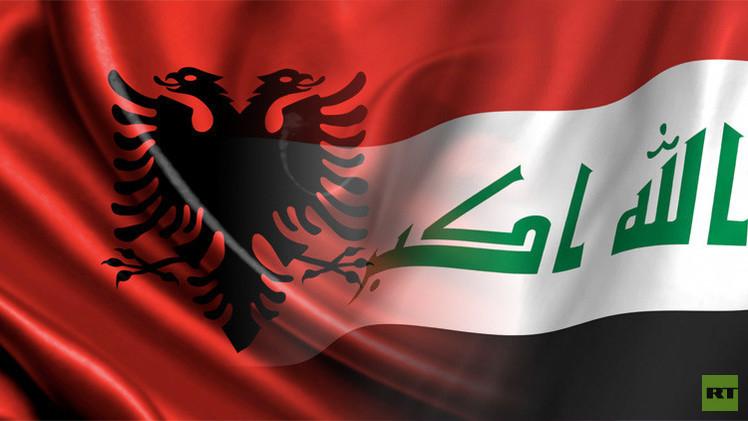 ألبانيا ترسل أسلحة إلى العراق