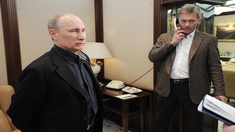 الكرملين يستهجن هجمات الغرب على شخص بوتين