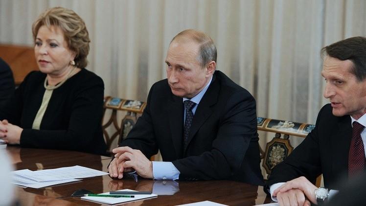 بوتين: روسيا مستعدة لمساعدة أفغانستان بعد مغادرة قوات