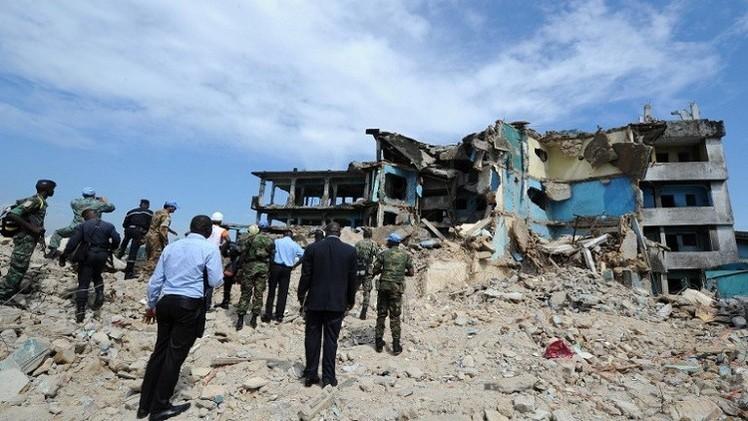 مقتل 8 أشخاص  بانهيار مبنى في ساحل العاج