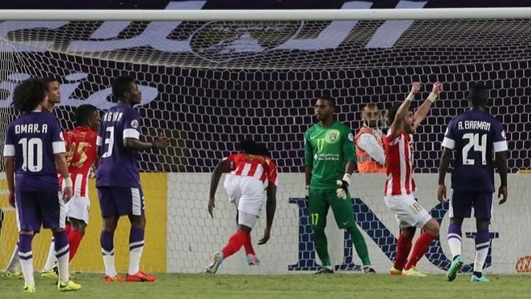 الجزيرة يكسب ديربي أبوظبي ضد العين في كأس الخليج