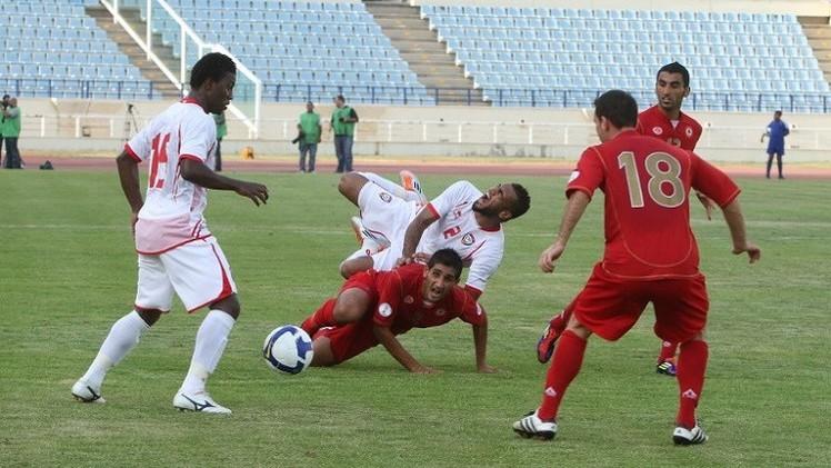 الأبيض الإماراتي يفوز على لبنان وديا