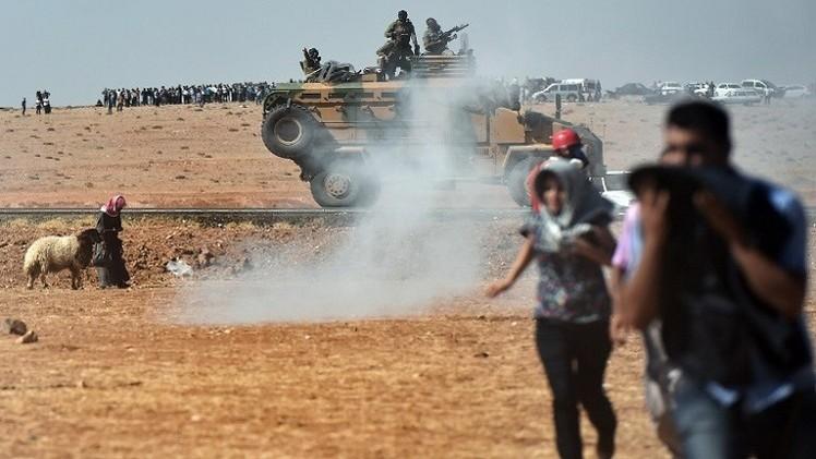 مقتل كردية بنيران الأمن التركي قرب الحدود مع سوريا