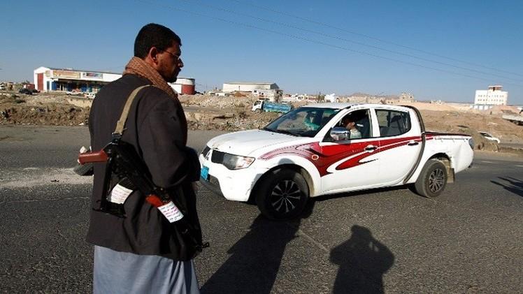 مقتل 15 مسلحا حوثيا وسط اليمن