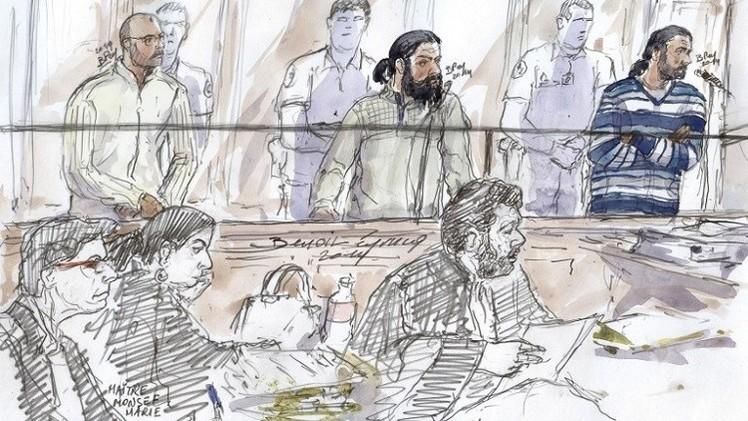 باريس.. سجن 3 فرنسيين 5 سنوات بتهمة الانضمام إلى المتطرفين
