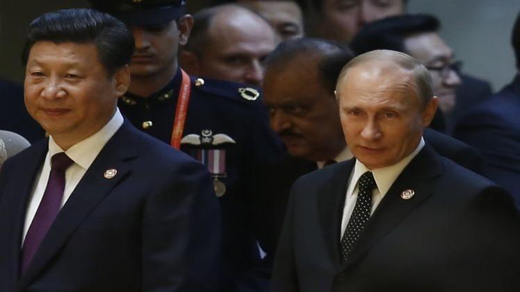 بوتين: لا شراكة عبر المحيط الهادئ من دون روسيا والصين