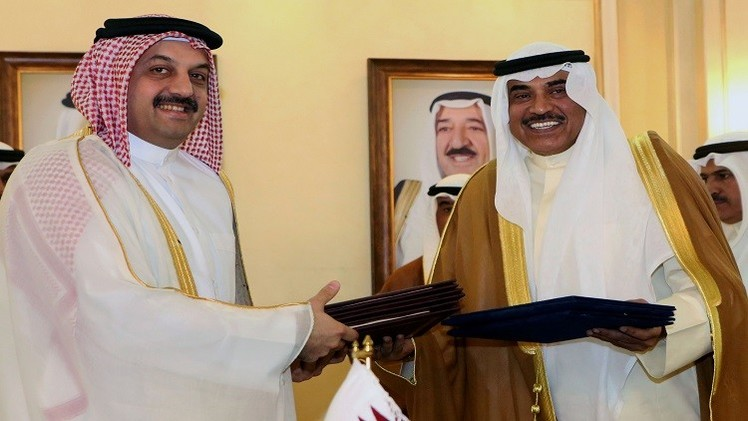سفراء السعودية والإمارات والبحرين يعودون إلى قطر قريبا