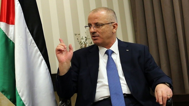 رئيس الوزراء الفلسطيني يلغي زيارته إلى غزة بسبب التفجيرات