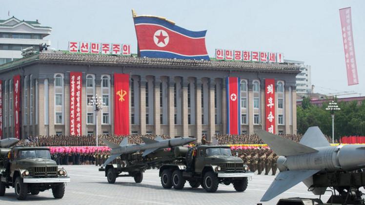 كوريا الشمالية: نملك قوات كبيرة للردع النووي وصواريخ تكتيكية واستراتيجية