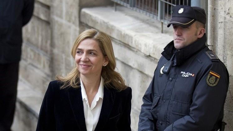 محكمة إسبانية تؤيد تهمة الاحتيال الضريبي في حق شقيقة الملك فيليب