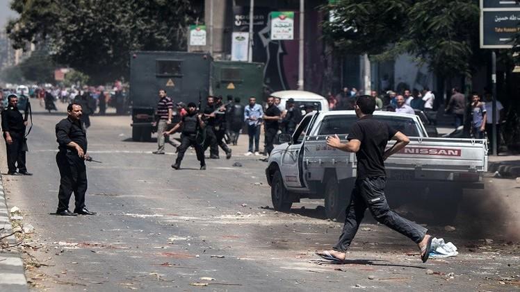قتلى وجرحى باشتباكات في مصر