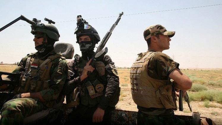 القوات العراقية تصد هجمات لـ