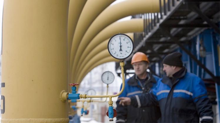 موسكو تتوقع استلام قيمة توريدات الغاز للشهر الحالي من كييف خلال الأيام القادمة