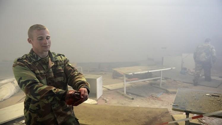 ألمانيا.. إصابة 3 عمال بمصنع مسؤول عن تفكيك كيميائي سوريا