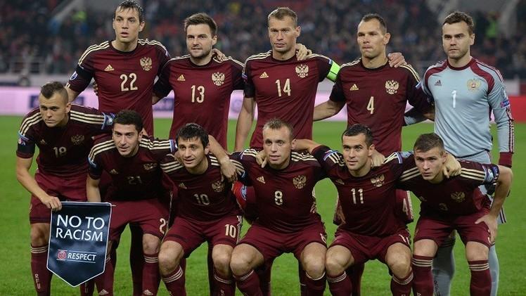 كابيلو يستدعي شيروكوف لتشكيلة منتخب روسيا