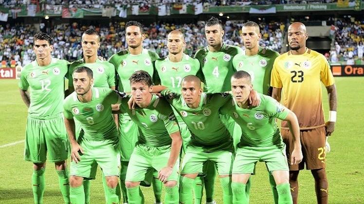 أربعة جزائريين في قائمة المرشحين للفوز بجائزة أفضل لاعب في إفريقيا