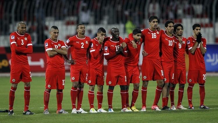 الأحمر البحريني يفوز على سنغافورة استعدادا لـ