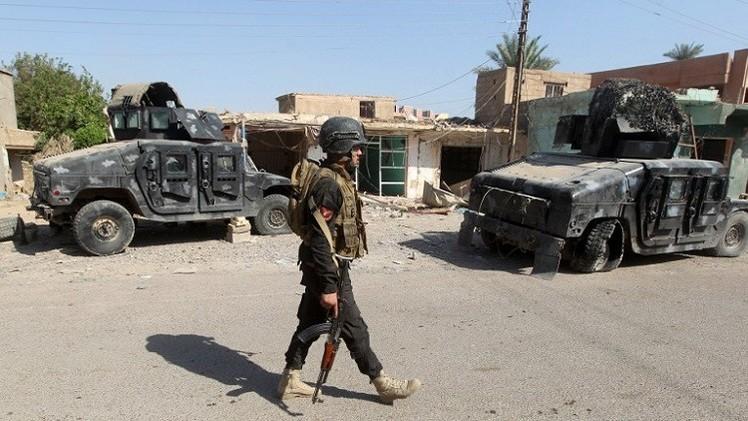 مقتل ضابط كبير في بيجي بعد إعلان القوات العراقية تقدمها