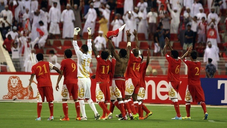 عمان تفوز على اليمن قبل