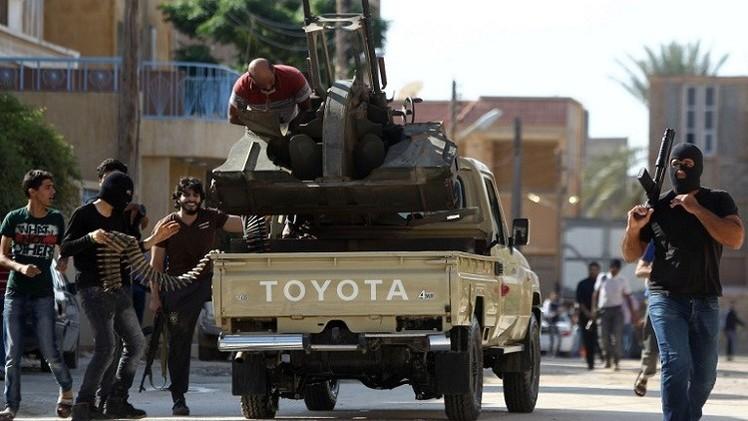 جماعة مسلحة تهدد بانفصال شرق ليبيا