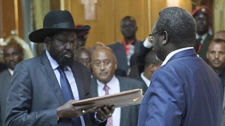 طرفا النزاع في جنوب السودان يتفقان على وقف القتال