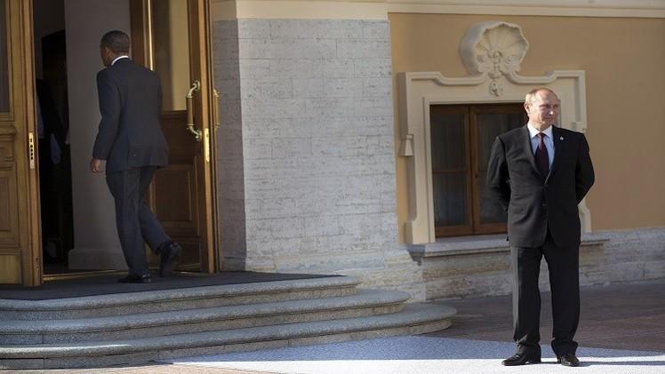 موسكو وواشنطن لا تستبعدان لقاء بين بوتين وأوباما في بكين