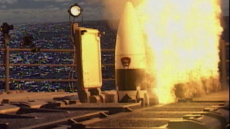 البنتاغون يعلن عن تجربة ناجحة لدرعه الصاروخية