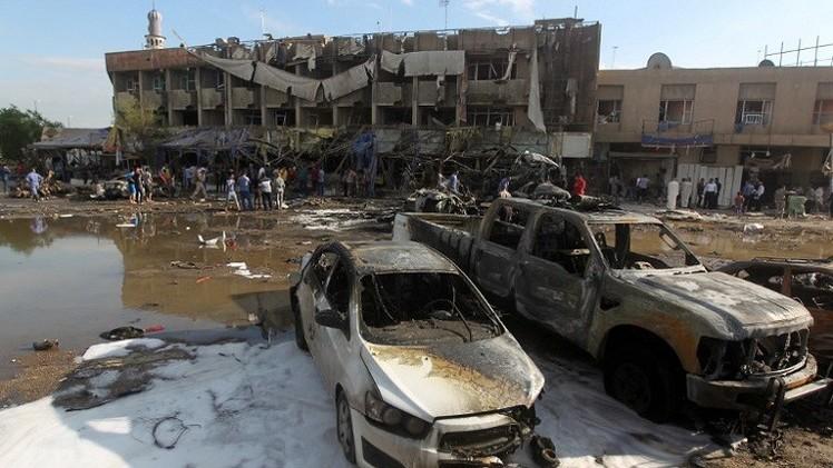 مقتل نحو 40 شخصا بتفجيرات في بغداد والرمادي