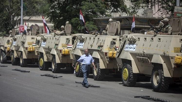 مصر.. مقتل 9 في عمليات أمنية منفصلة