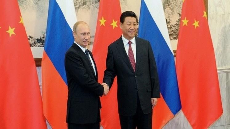 روسيا والصين تقرران اتباع سياسة موحدة رغم التغيرات الدولية