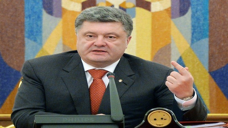 توقعات بحصد بوروشينكو لغالبية أصوات البرلمان الأوكراني