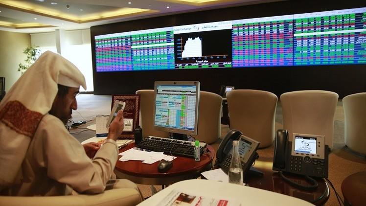 مؤشرا السعودية وقطر يرتفعان في بداية تداولات الأسبوع