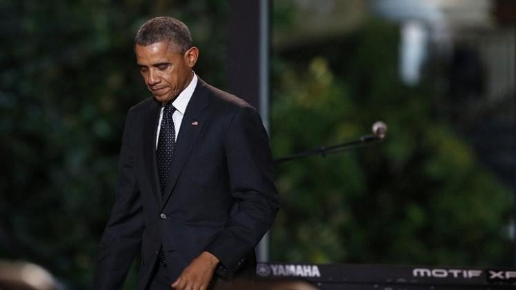 أوباما: أتحمل مسؤولية هزيمة الديمقراطيين في انتخابات الكونغرس
