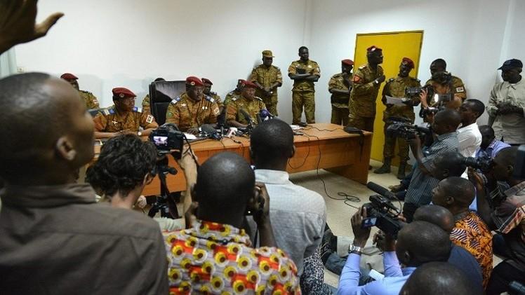 الاتفاق على خطة لتعيين سلطة انتقالية في بوركينا فاسو
