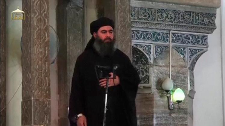 بغداد تؤكد إصابة البغدادي