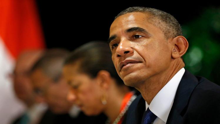 أوباما: زيادة عدد العسكريين في العراق انتقال الى الاستراتيجية الهجومية