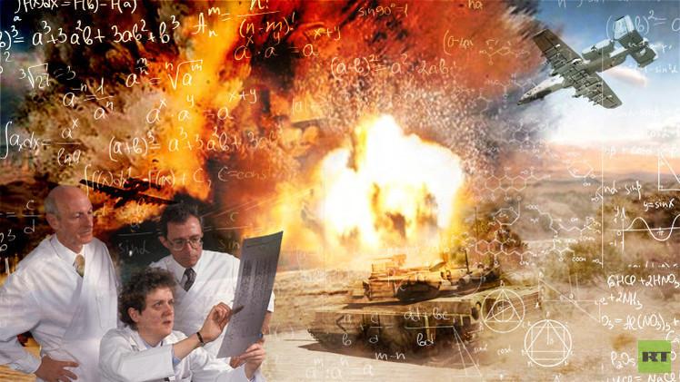 معادلة رياضية للحرب العالمية الثالثة