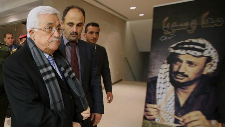 عباس: ضريح عرفات سينقل إلى القدس في أقرب فرصة