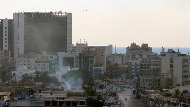 موسكو تدعو كافة أطراف النزاع في ليبيا إلى التصدي للمتطرفين