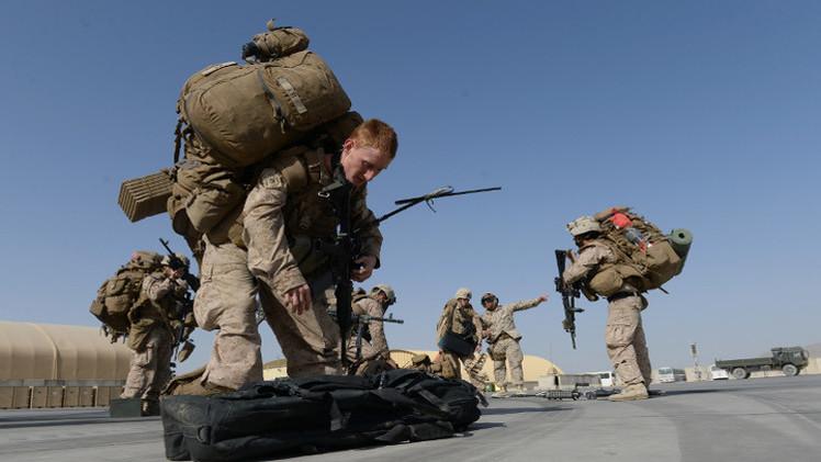 وصول 180 مستشارا عسكريا أمريكيا إلى الأنبار في العراق