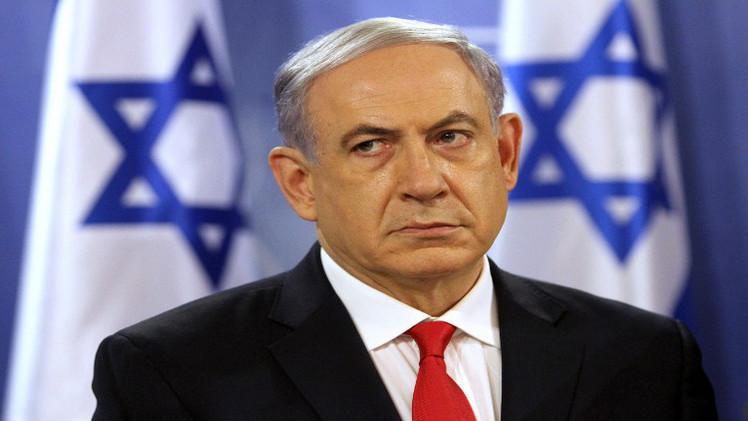 نتنياهو يطالب الفلسطينيين داخل الخط الأخضر بالرحيل