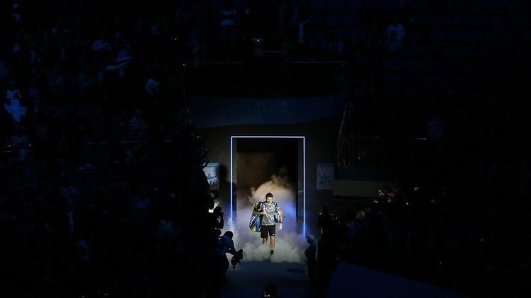 فافرينكا يهزم برديتش في البطولة الختامية للموسم